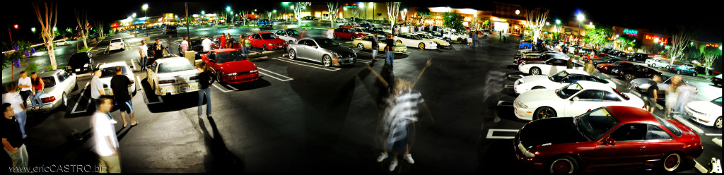 Parking Lot Fun - DUI or DWI